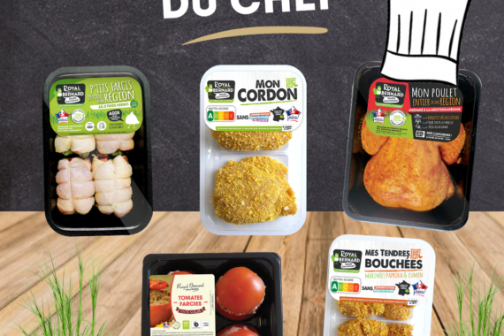Assortiment du Chef