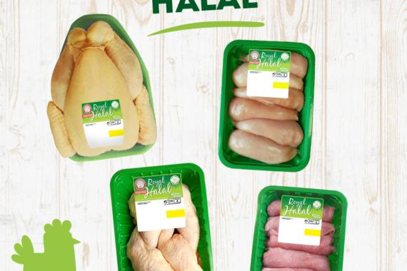 Assortiment Halal