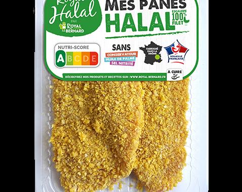 Mon Escalope Milanaise Halal – Mes panés Halal